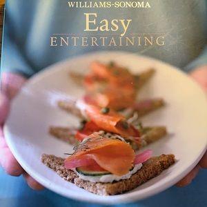 Williams Sonoma Easy Entertainment cook/planning